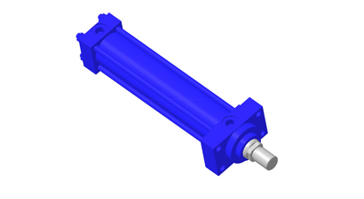 Hydraulic cylinders for the mining industry